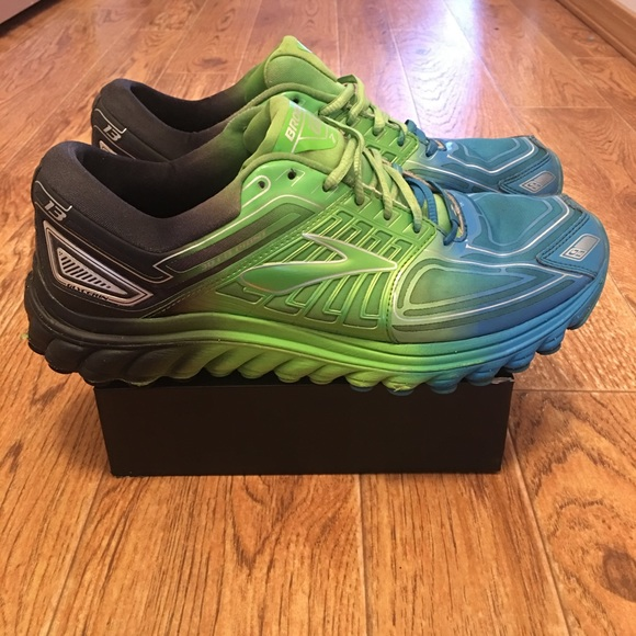 53d5f89d93c Brooks Other - BROOKS Glycerin 13 Men s Running Shoes (used)